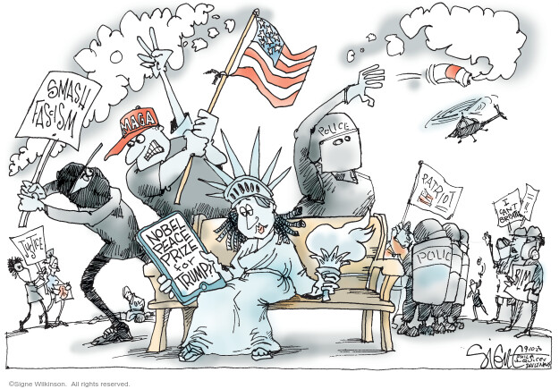 Signe Wilkinson  Signe Wilkinson's Editorial Cartoons 2020-09-10 rights