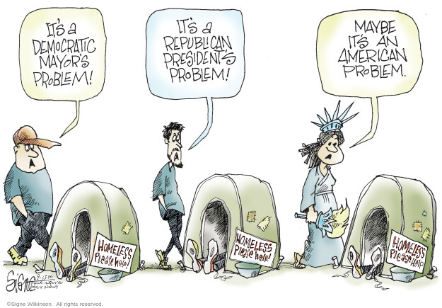 Signe Wilkinson  Signe Wilkinson's Editorial Cartoons 2020-09-13 editorial