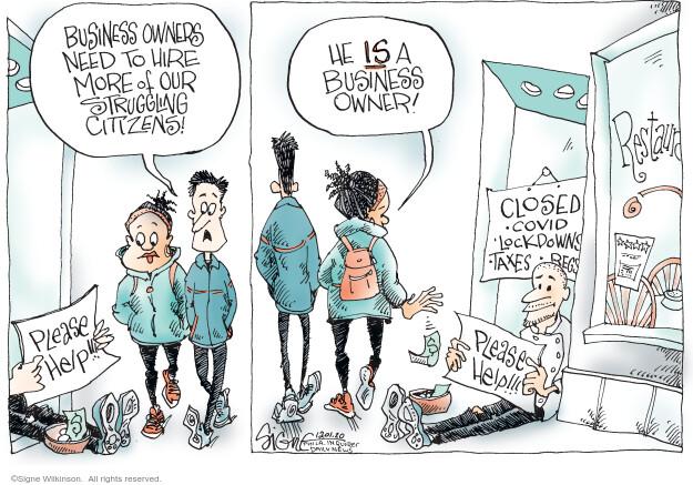 Signe Wilkinson  Signe Wilkinson's Editorial Cartoons 2020-12-01 health