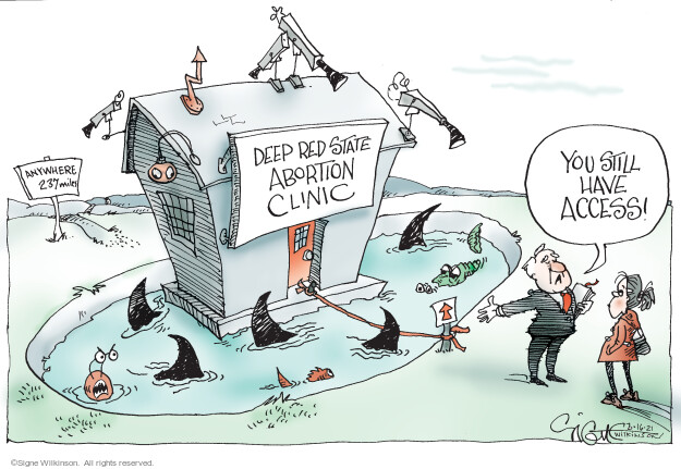 Signe Wilkinson  Signe Wilkinson's Editorial Cartoons 2021-03-16 politics