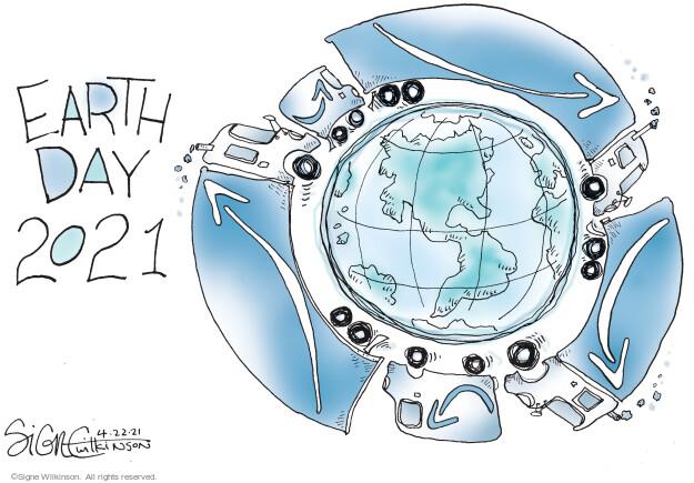 Signe Wilkinson  Signe Wilkinson's Editorial Cartoons 2021-04-22 online