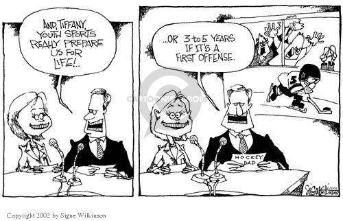 Signe Wilkinson  Signe Wilkinson's Editorial Cartoons 2002-01-14 ice