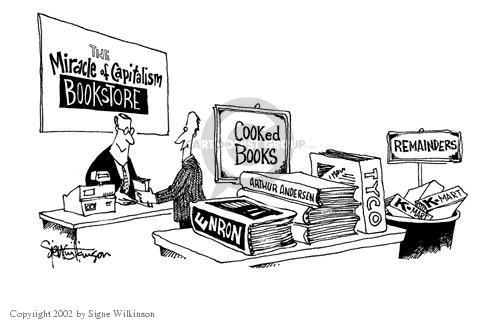 Signe Wilkinson  Signe Wilkinson's Editorial Cartoons 2002-01-24 remainder
