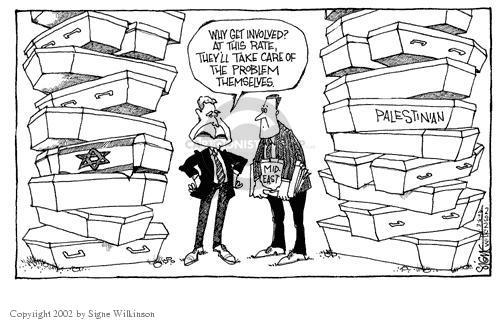 Signe Wilkinson  Signe Wilkinson's Editorial Cartoons 2002-03-06 population