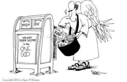 Cartoonist Signe Wilkinson  Signe Wilkinson's Editorial Cartoons 2002-04-24 similarity