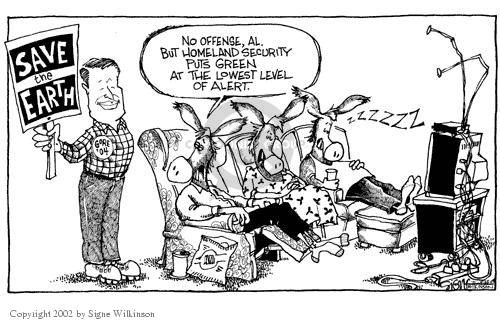 Signe Wilkinson  Signe Wilkinson's Editorial Cartoons 2002-04-25 candidate