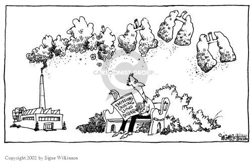 Signe Wilkinson  Signe Wilkinson's Editorial Cartoons 2002-05-07 respiratory