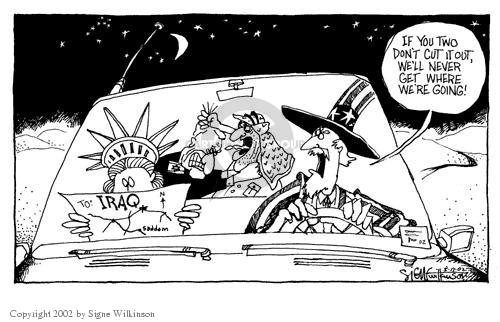 Signe Wilkinson  Signe Wilkinson's Editorial Cartoons 2002-05-17 patriotic