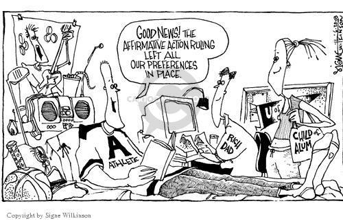Signe Wilkinson  Signe Wilkinson's Editorial Cartoons 2003-06-25 athletic