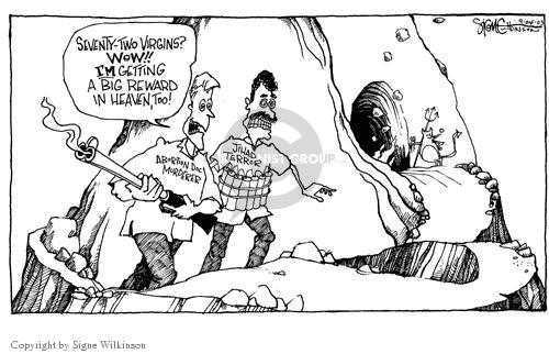 Signe Wilkinson  Signe Wilkinson's Editorial Cartoons 2003-09-04 wow