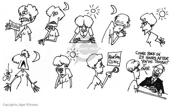 Signe Wilkinson  Signe Wilkinson's Editorial Cartoons 1990-00-00 night