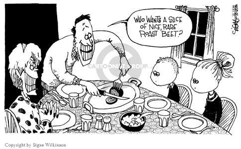 Signe Wilkinson  Signe Wilkinson's Editorial Cartoons 2004-01-02 rare