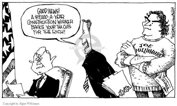 Signe Wilkinson  Signe Wilkinson's Editorial Cartoons 2003-02-19 George Washington