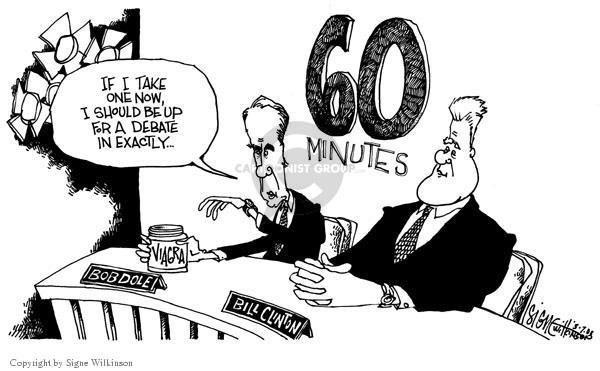 Signe Wilkinson  Signe Wilkinson's Editorial Cartoons 2003-03-07 60 minutes