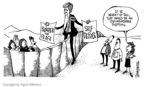 Signe Wilkinson  Signe Wilkinson's Editorial Cartoons 2004-03-08 Israel