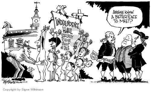 Cartoonist Signe Wilkinson  Signe Wilkinson's Editorial Cartoons 2004-03-31 search privacy