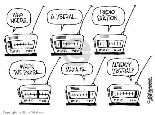 Signe Wilkinson  Signe Wilkinson's Editorial Cartoons 2004-04-01 liberal