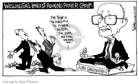Signe Wilkinson  Signe Wilkinson's Editorial Cartoons 2003-04-25 federal budget
