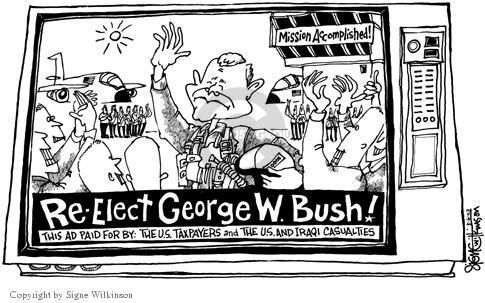 Signe Wilkinson  Signe Wilkinson's Editorial Cartoons 2003-05-06 candidate