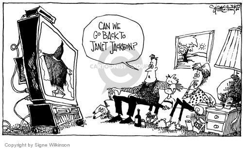 Signe Wilkinson  Signe Wilkinson's Editorial Cartoons 2004-05-06 censorship