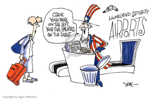 Signe Wilkinson  Signe Wilkinson's Editorial Cartoons 2005-05-11 left