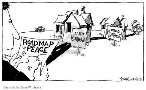 Cartoonist Signe Wilkinson  Signe Wilkinson's Editorial Cartoons 2003-05-13 housing