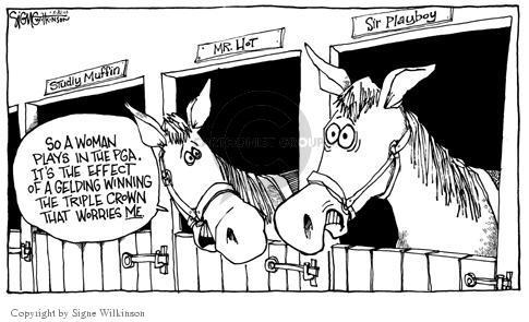 Signe Wilkinson  Signe Wilkinson's Editorial Cartoons 2003-05-22 sir