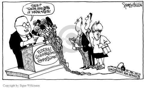 Signe Wilkinson  Signe Wilkinson's Editorial Cartoons 2003-06-04 concentration