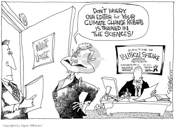 Signe Wilkinson  Signe Wilkinson's Editorial Cartoons 2005-06-16 industry pollution