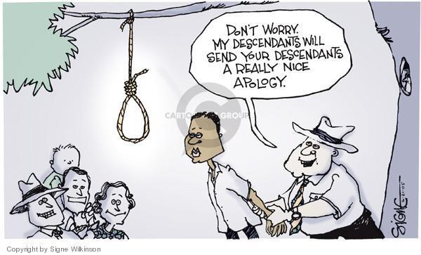Signe Wilkinson  Signe Wilkinson's Editorial Cartoons 2005-06-21 bigotry