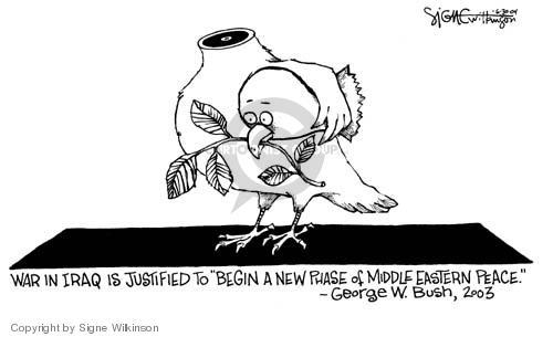 Signe Wilkinson  Signe Wilkinson's Editorial Cartoons 2004-06-29 defeat
