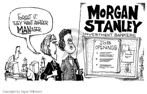 Signe Wilkinson  Signe Wilkinson's Editorial Cartoons 2004-07-15 equal rights