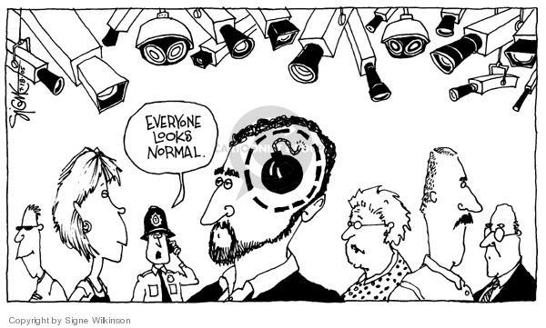 Cartoonist Signe Wilkinson  Signe Wilkinson's Editorial Cartoons 2005-07-18 Iraq war