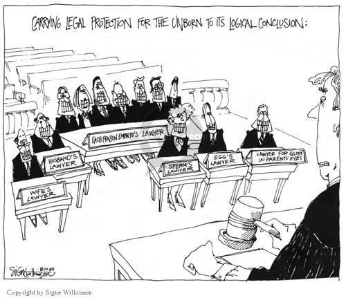 Signe Wilkinson  Signe Wilkinson's Editorial Cartoons 1989-08-10 judge