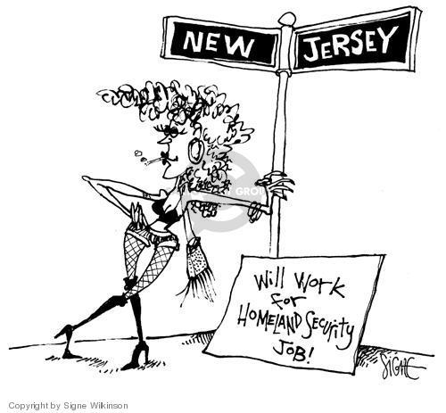 Signe Wilkinson  Signe Wilkinson's Editorial Cartoons 2004-08-18 corruption