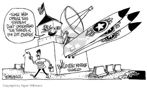 Signe Wilkinson  Signe Wilkinson's Editorial Cartoons 2004-08-19 21st