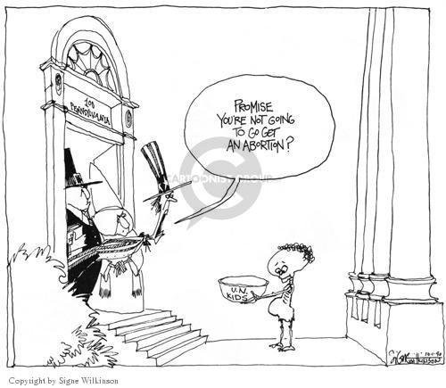 Signe Wilkinson  Signe Wilkinson's Editorial Cartoons 1990-10-01 population