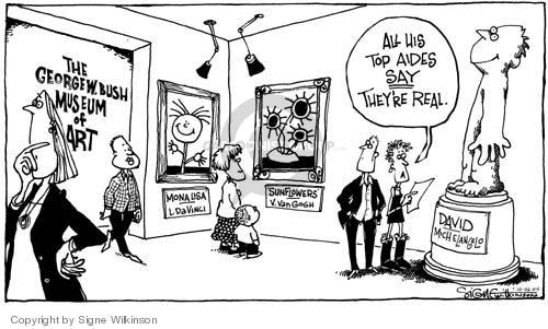 Signe Wilkinson  Signe Wilkinson's Editorial Cartoons 2004-10-05 2004
