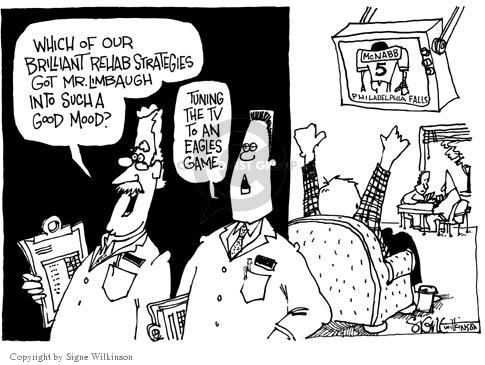 Signe Wilkinson  Signe Wilkinson's Editorial Cartoons 2003-10-14 defeat