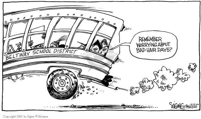 Signe Wilkinson  Signe Wilkinson's Editorial Cartoons 2002-10-21 day
