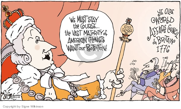 Signe Wilkinson  Signe Wilkinson's Editorial Cartoons 2005-12-14 1776