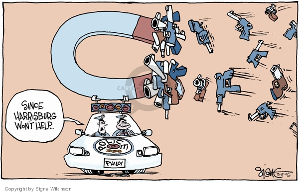 Signe Wilkinson  Signe Wilkinson's Editorial Cartoons 2006-03-08 collection