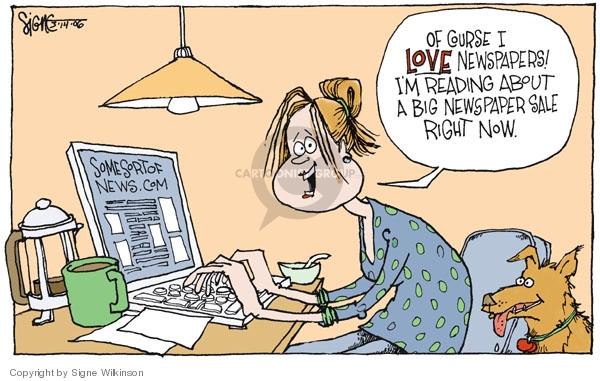 Signe Wilkinson  Signe Wilkinson's Editorial Cartoons 2006-03-14 big