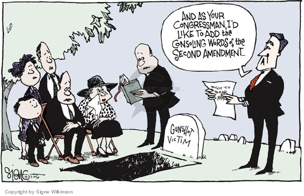Signe Wilkinson  Signe Wilkinson's Editorial Cartoons 2006-04-27 Constitution