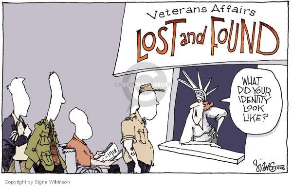 Cartoonist Signe Wilkinson  Signe Wilkinson's Editorial Cartoons 2006-05-24 million