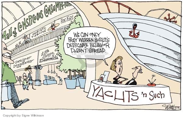 Signe Wilkinson  Signe Wilkinson's Editorial Cartoons 2006-06-27 Warren