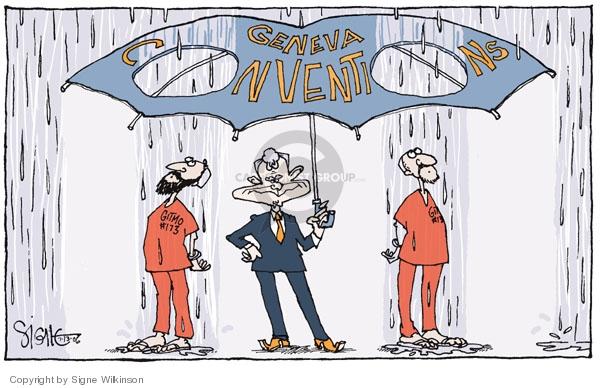 Signe Wilkinson  Signe Wilkinson's Editorial Cartoons 2006-07-13 treatment