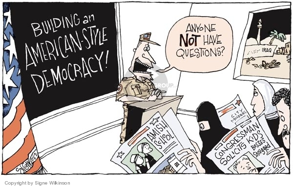 Signe Wilkinson  Signe Wilkinson's Editorial Cartoons 2006-10-06 congressional scandal