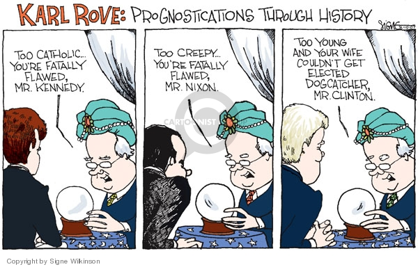 Signe Wilkinson  Signe Wilkinson's Editorial Cartoons 2007-08-15 1968