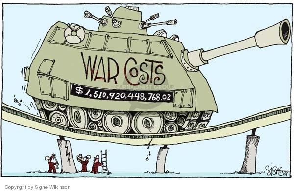 Signe Wilkinson  Signe Wilkinson's Editorial Cartoons 2008-03-20 bridge
